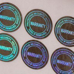 thiết kế in label tem decal hologram 7 bảy màu, in nhãn dán, in sticker, thiết kế in Gia Khiêm, thiết kế in giakhiem.vn