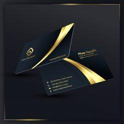 Thiết kế in name card thẻ nhựa plastic PVC VIP, in card visit nhựa, in các nhựa, thiết kế in Gia Khiêm, thiết kế in giakhiem.vn