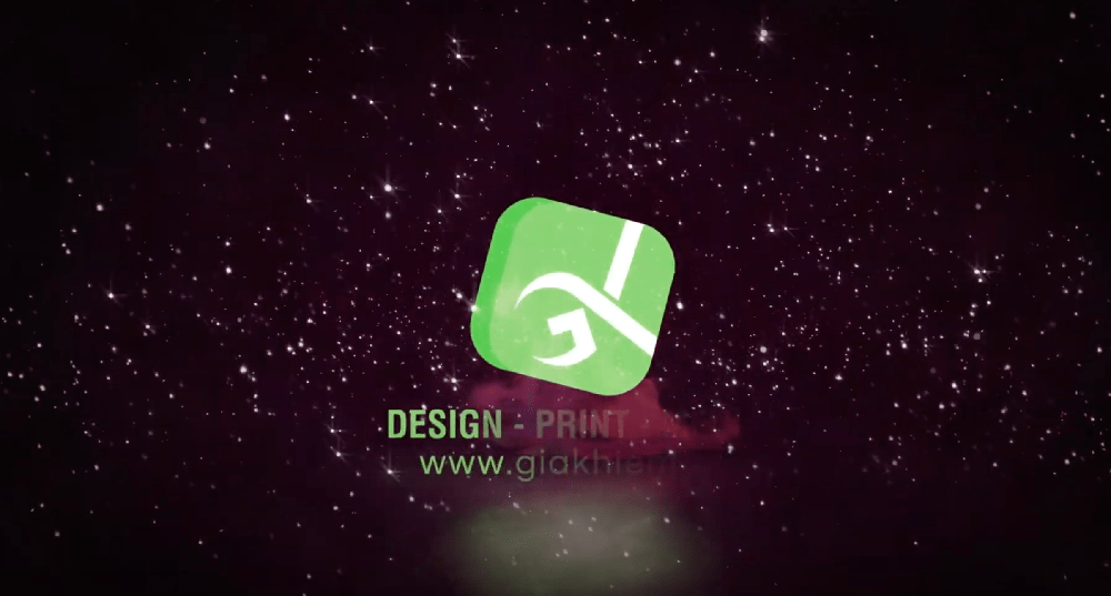 thiết kế video in tro, thiết kế video outro, làm viedeo intro logo, làm video outro logo, Media giakhiem.vn, Gia Khiêm media