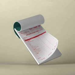 thiết kế in hoá đơn phiếu thu, in hoá đơn 2 liên 3 liên, thiết kế in Gia Khiêm, thiết kế in giakhiem.vn